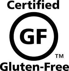 Look for the Gluten Free symbol