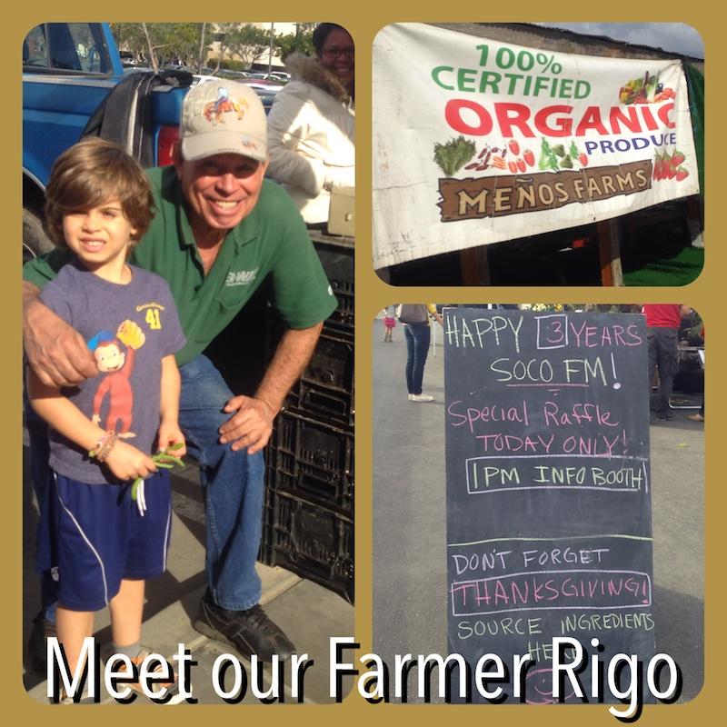 Meet our Farmer Rigo