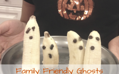 Family Friendly Ghosts Recipe