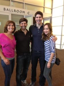 Superman, brandon routh, courtney ford, family for health, bulletproof, biohacking