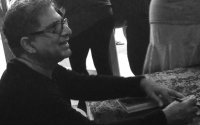 The #1 Practical and SIMPLE Tip from my visit with Deepak Chopra