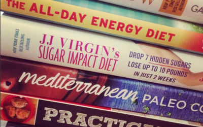 You only need 1!  Top 7 Books To Get You Through The Holidays