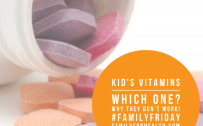 Why Your Kid's Multivitamin Is Not Working!