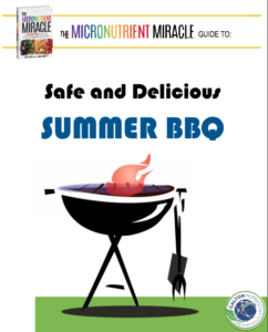 Summer BBQ Guide, Family For Health, Calton Nutrition