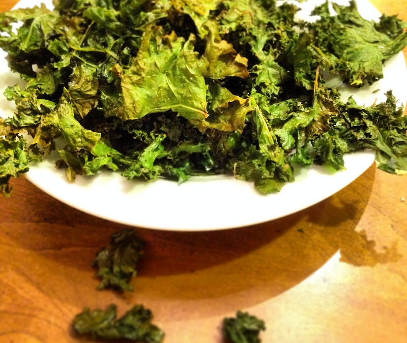 How To Get Your Family To Eat A Bunch Of Kale In One Sitting