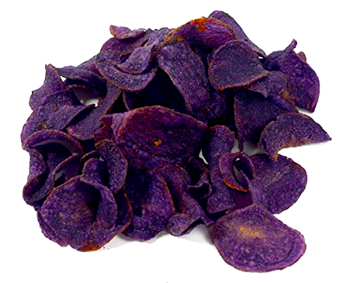 Have You Seen The Healthy Purple Chip?