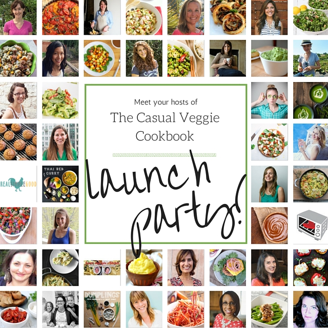 Casual Veggie Contributors | Family For Health