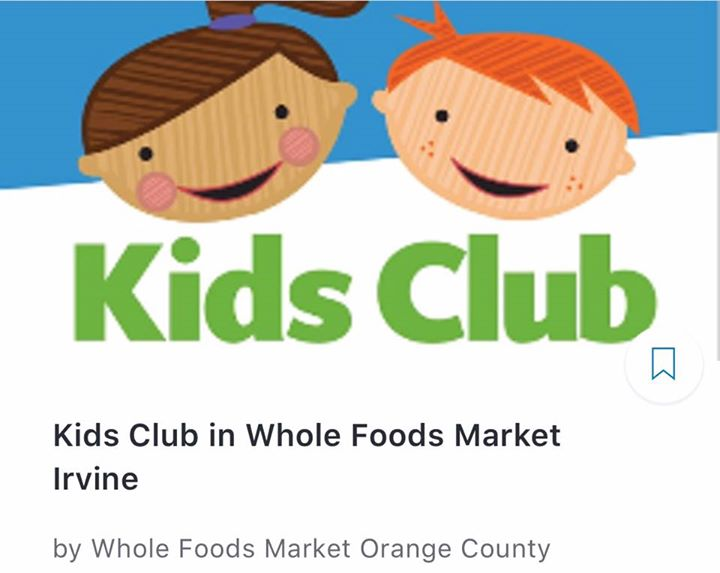 Whole Foods Kids Club – Taco in a Bag